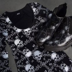[Iron Fist Clothing] Dealz From The Grave Extra 20% OFF Sale Items w/code: BREATHLESS #IronFistClothing #Shopaholic #Breathless #Sale
