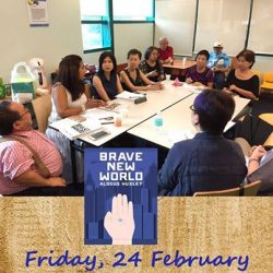 [Bukit Batok Community Library] Far in the future, the World Controllers have created the ideal society. Through clever use of genetic engineering, brainwashing and