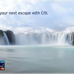 [Citibank ATM] NATAS Travel 2017 starts tomorrow! Citi Cardmembers who book their packages are in for great offers such as FREE luggage*,