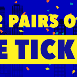 [Falcon PEV] We are GIVING AWAY 2 PAIRS OF HERITAGE TOUR TICKETS!! Simply like our post and TAG A FRIEND that you