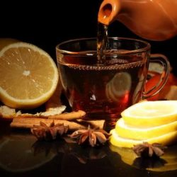 [Each A Cup] Researchers believe that a cup of brewed tea can raise your metabolism by 12 percent.