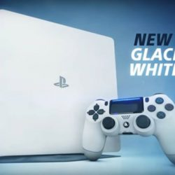 [Funco Gamez] PlayStation 4 Slim Glacier White now available in 1TB as well :) *Comes with a FREE PS4 Uncharted 4 game*500GB: