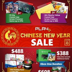 [PLAYe] PLAYe @ City Square Mall has some interesting bundles that'll help you save some dollars. Picture says it all.