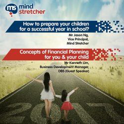 [Mind Stretcher Learning Centre] Parent, this is only February, so it's not too late to gear you & your child up to a great