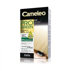 [VENUS BEAUTY] Cameleo Pro-Green Perm Hair Colour 9.0 Natural Blond RSP S$15.90 PROMO NOW S$14.50 Advanced