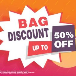[Sanrio Gift Gate] Selected Bags Discount Up To 50% OFF!It is the best time to grab your favorite bag at our stores