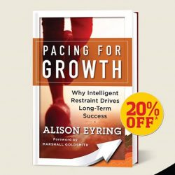 [MPH] McGrawHill Book Highlight20% off Pacing For Growth by Alison EyringPromotion valid from 16 February - 15 March 2017 * Whilst