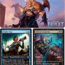 [Funco Gamez] Magic the Gathering: Aether Revolt Games Day ~! ^_^Date & Time: 11th Feb (Saturday) @ 1pm Format & Entry Fee: Standard Constructed @ $10
