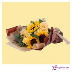 [Xpressflower.com] Does she brighten up your day like the sunlight on a beautiful morning? Let her know this Valentine's Day