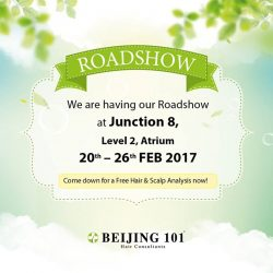 [Beijing 101] Hey Everyone,Today is the last day our devoted Roadshow team will be in Junction 8.
