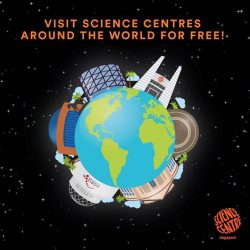 [Elements @ Play by Science Centre Singapore] Calling all science lovers! For only SGD55*, enjoy #ScienceCentreSG's family membership (Up to 5 pax) with unlimited free admission