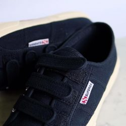 [Superga] 3 velcro straps, the ultimate convenience.Free 1-4 Days Delivery: www.superga.com.sg