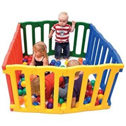 [The Collector] February Special  U.P$229.90Tired of the same boring square playpen? Get creative