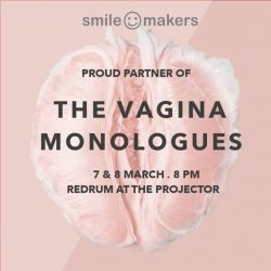 [Watsons Singapore] Have you heard about The Vagina Monologues? It is an iconic NYC play that has been performed in over 140