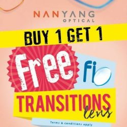 [Nanyang Optical] The promotion is ending mid of this month. Hesitate no more. A deal not to be missed.#nanyangoptical #nyopromo.