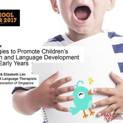 [Dyslexia Association of Singapore] Participants will learn strategies to: - Improve their children's language skills; and - Improve communication and decrease frustrationSign up or