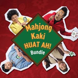 [SISTIC Singapore] YOUR LAST DAY TO BE LUCKY!The Mahjong Kaki bundle for Detention Katong ends tonight! Don't miss this great