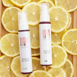 [SUPERWHITE SKIN LAB] Do you know that lemon juice is commonly suggested as a skin lightening treatment? But, so does our skin whitening