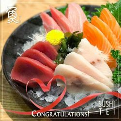 [Sushi Tei] Congratulations to @qiuuing for being the 2nd winner!