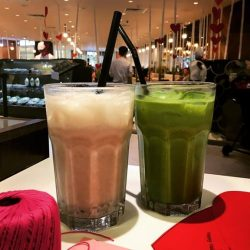 [Nana's Green Tea] Share your love story with us when you order a drink and get the next one for free! Yes! We'