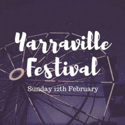 [Mico Boutique] Don't forget to come down to Yarraville Festival tomorrow to enjoy a day full of amazing food, live music