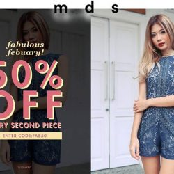 [MDSCollections] Make those 'I don't know what to wear' moments a thing of the past. Shop Fabulous February promo and