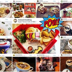 [DC Comics Super Heroes Cafe] January's gone in a flash! ⚡️Treat yourself to a unique and delicious themed dining experience like no other this