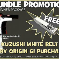 [MMA In Style] Promotion ends in 2 weeks. Don't miss out! - #muaythai #bjj #nogi #boxing #mma #fight #fighter #gym #martialarts #singapore #oss #
