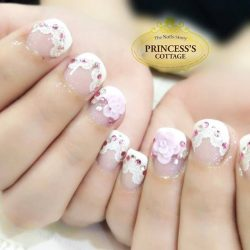 [Princess's Cottage: The Nails Story] Your nails are like Jewels, always know what product your are using, especially when it's going to stay on