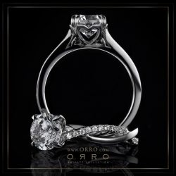 [ORRO Jewellery] ORRO celebrates the feeling of being in LOVE.So come down now to our showroom and express that LOVE within.
