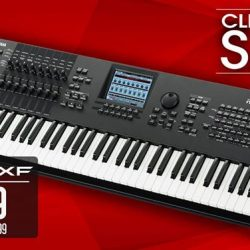 [YAMAHA MUSIC SQUARE] Hurry! Last Day of the Clearance Sale to grab this last unit of Motif XF6 Synthesizer at an incredible price