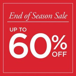 [T. M. Lewin] Don't miss out our End of Season Sale!SUITS UP TO 60% OFF SHIRT/ TIE/ CUFFLINKS Any 3 or