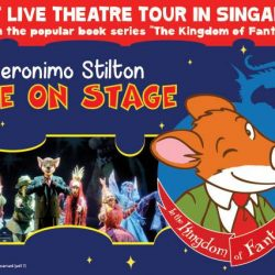 [SISTIC Singapore] Tickets for Geronimo Stilton Live In The Kingdom Of Fantasy go on sale on 07 Feb 2017. Get your tickets