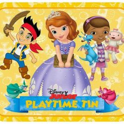 [Junior Page] Disney Playtime Tin - Disney Junior$23.27 SGD Format: Tin Box Publisher: ParragonGet ready for adventure with the Disney