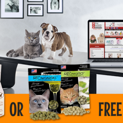 [Pet Lovers Centre Singapore] First time shopping online at our store? We have a special FREE TREAT for you all this month :)For your