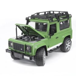 [The Collector] The new Defender Station Wagon offered by BRUDER combines fascinating off-road qualities with the timeless elegance of Land Rover'