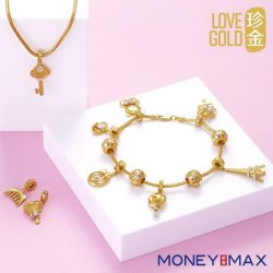 [MONEYMAX] Mix and match the charms we have to offer to show off your personal style.Available: http://bit.ly/2fRvXsd#