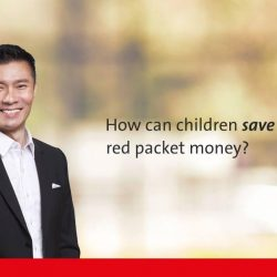 [OCBC ATM] Teaching your children about the importance of saving money, especially when they receive a significant sum, can be challenging. Gregory