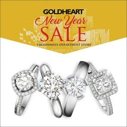 [Goldheart Jewelry Singapore] New Year! New beginnings! New blings!Find the best Solitaire Deals, the perfect gift for your Valentine & more at the