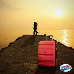 [American Tourister] With love in the air this season and a 20% discount on our Bon Air, you don't need another