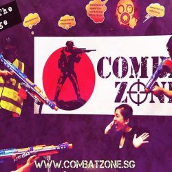 [SISTIC Singapore] Tickets for Combat Zone go on sale on 03 Feb 2017. Get your tickets through SISTIC at http://www.sistic.