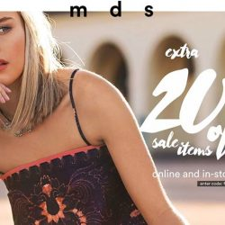 [MDSCollections] Now take an additional 20% off sale items, today through 9th Feb 2359. Use code FEB20Shop the promo via