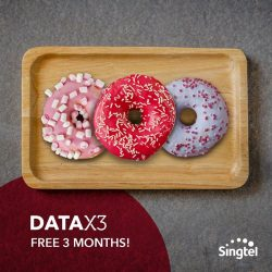 [Singtel] Triple your data with DataX3 at only $9.90/month and get up to 36GB. Sign up now with Combo