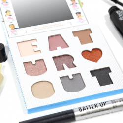 [Sasa Singapore] Bonjour theBalm Appetit~ A highly refined palette from theBalm Cosmetics! Serve it up hot with any combo of these nine