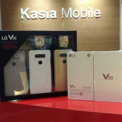 [Kasia Mobile] Lg V20 64gb Local Sets $790 FOC Case or FOC Batterykit Titan and Silver B & O Headset inside the box