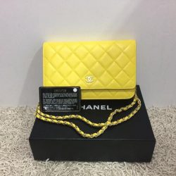 [MADAM MILAN] Sneak Preview @FE Brand/Model: Chanel A33814 WOC MGHW Bag Price: $2050 (RP:$2950) Item Code: FE9277B   FE68RP/1 Call