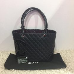 e78c957e3717  MADAM MILAN  Sneak Preview  FE Brand Model  Chanel A25169 Cambon Large  Tote Bag Price   1950 (RP  3360) Item Code  FE9238C FE57RP 1C