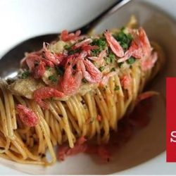 Saveur: Enjoy Saveur Signature Pasta at $1 with Purchase of Any Main Course!