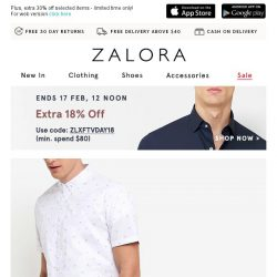[Zalora] Master casual dressing with JAXON