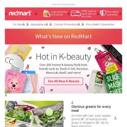 [Redmart] What's Hot This Month: Things that'll make you go 'Oooooh!'